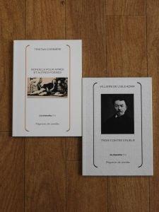 Collection «Les Admirables» (Poésie & Littérature Fin-de-Siècle)